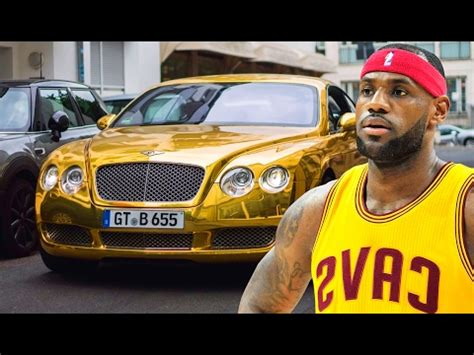 Labron Car by Lebron 2500000 Cars Collection 2017