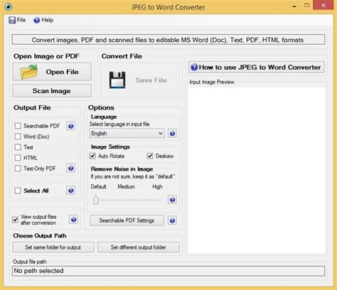 Convert Jpg To Scanned Document how to convert scanned jpeg to editable word file