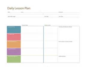 daily lesson plan template swim lesson plan general template swimming lessons ideas