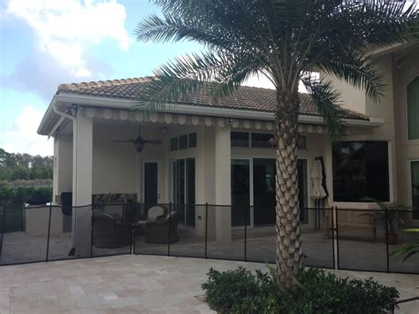 photos of awnings patio shades palm fl