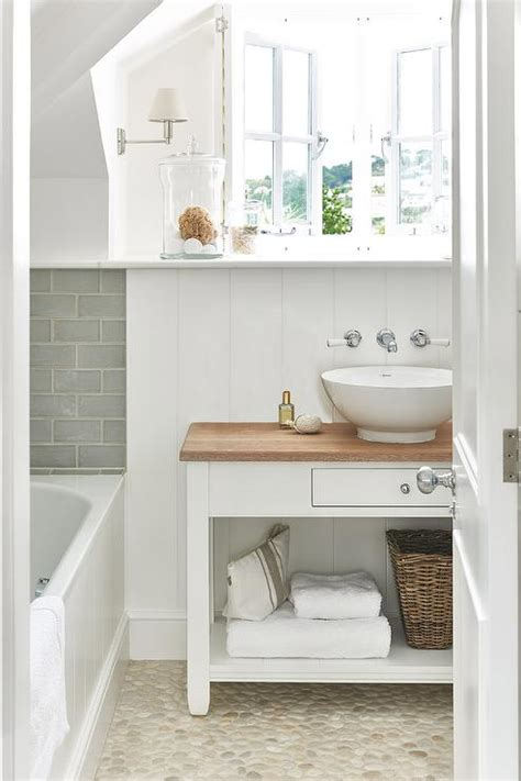 50 fresh country bathroom ideas pinterest small bathroom blue bathroom with blue washstand and board and batten
