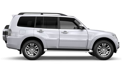 mitsubishi pajero 2016 white mitsubishi pajero 4wd turbo diesel cars for sale