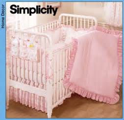 Baby Crib Pattern Baby Nursery Quilt Nursery Organizer Boy Sewing Pattern Crib Cot Choice