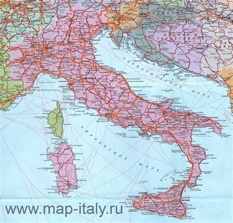 printable road map italy index of country europe italy maps