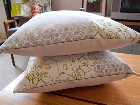 Sewing Cushion Covers by Kirin Notebook The Of Lara Cameron How To Sew A