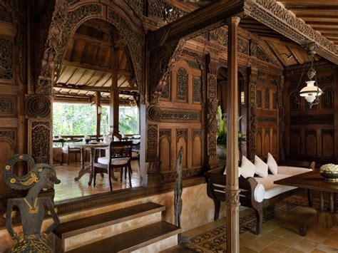 layout rumah tradisional bali ini 7 ciri interior rumah bergaya tradisional rooang com