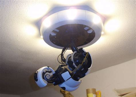 Glados Ceiling L by Glados Ceiling L Le Journal Du Gamer