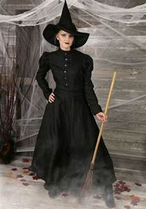 wizard of oz wicked witch costume deluxe womens witch costume