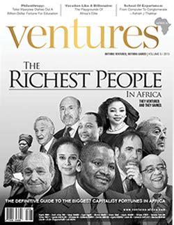 aliko dangote is still the ogaatthetop as ventures africa lists the top 55 billionaires