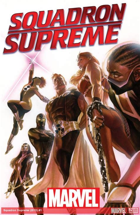 squadron supreme squadron supreme joins all new all different marvel line
