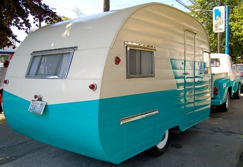 vintage travel trailers rv direct