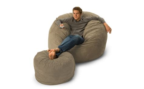 lovesac competitor 5 round fombag