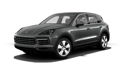 2019 Porsche Cayenne Order by What Colors Does The New 2019 Porsche Cayenne Come In