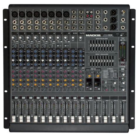 Power Mixer Yamaha 12 Channel mackie ppm1012 12 channel powered mixer zzounds