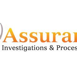 united process service assurance investigations process service private