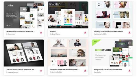 themes wordpress envato wordpress themes plugins bei envato elements kaufen