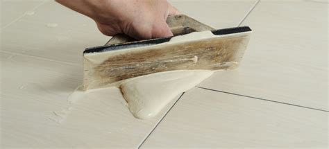 grout tile grouting a ceramic tile floor doityourself