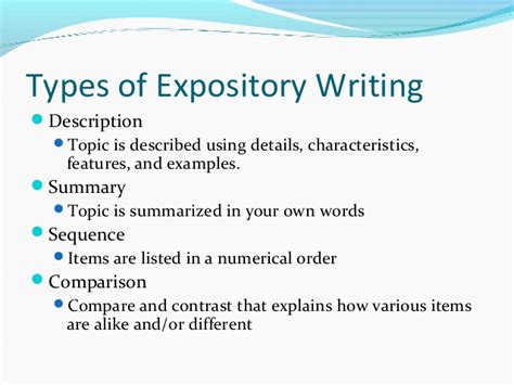Essay Types Definition by Characteristics Of An Expository Essay Can Someone Write My Paper For Me