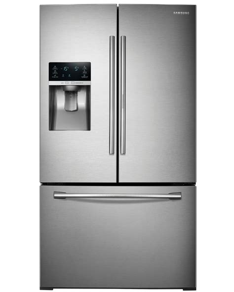 samsung 28 cu ft food showcase door refrigerator stainless steel ebay