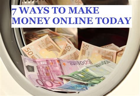 Ideas For Making Money Online - make money online 7 ideas you can use digital products uk
