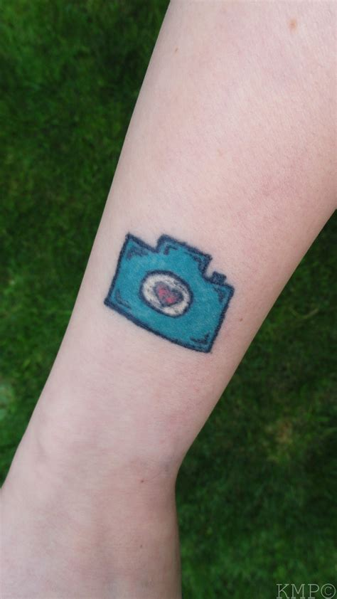 camera wrist tattoo small on wrist tattooshunt