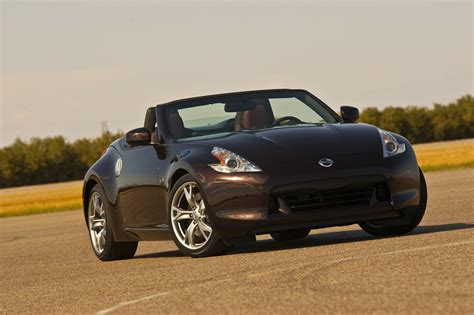 Nissan 370z Top Speed by 2010 Nissan 370z Roadster Review Top Speed