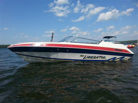 liberator boats four winns liberator 201 1991 for sale for 7 500 boats