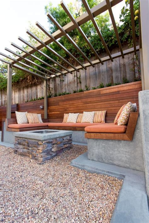 best lights for the backyard sitting area best 25 concrete bench ideas on courtyard