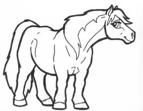Printable Pony Coloring Pages Present Something Useful And Happy  sketch template