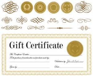 Christmas gift certificate template free download gift certificate