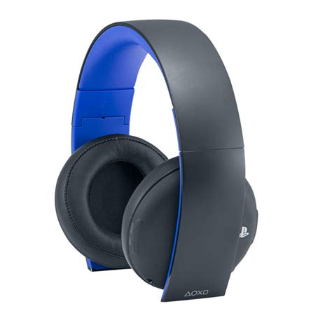 Headset Sony Gaming sony stereo black gaming headphones ps4 headsets accessories ps4 gaming megastore