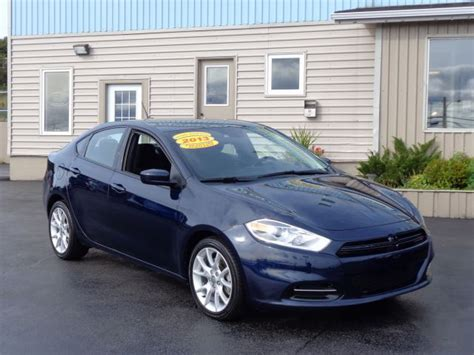 dodge dart payments 2013 dodge dart sxt mount pearl newfoundland and