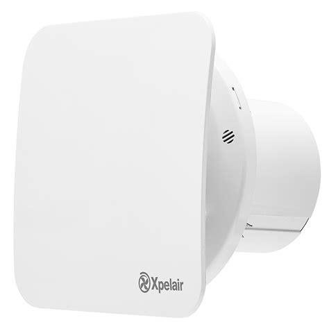 xpelair bathroom extractor fan xpelair extractor fan e59345 4 inch simply silent contour