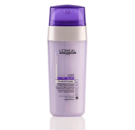 Loreal Smoothing l oreal serie expert liss unlimited smoothing
