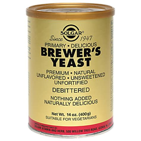 Brewers Yeast By Meet product image for brewers yeast 14 ounces powder