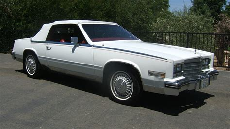 1984 Cadillac Eldorado by 1984 Cadillac Eldorado Biarritz Convertible T97