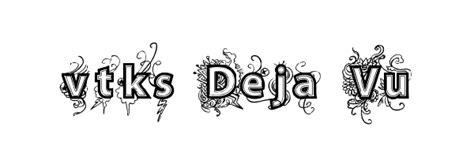 deja vu tattoo 30 cutting edge fonts nenuno creative