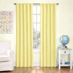 Eclipse Nursery Curtains Eclipse Curtains Blackout Thermal Single Curtain Panel Reviews Wayfair