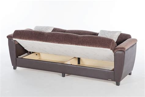 Aspen Sofa Bed Sleeper In Brown Usa Furniture Online Loveseat Sleeper Sofa Bed