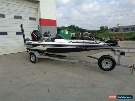 nitro 640 lx boats for sale 2004 nitro 640 lx for sale in united states