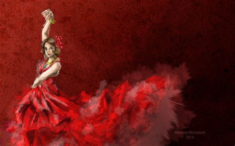 Arte Flamenco Wallpaper | flamenco wallpaper wallpapersafari