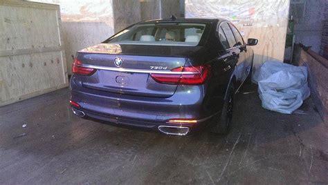 Parking Garage Cars 2015 autoleaks 2016 bmw 7 series found in parking garage the