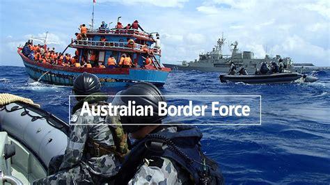 australian border force boats australian border force john coyne aspi youtube