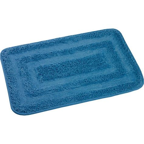 rubber bathtub mat rubber backed bath mat china blue