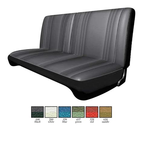 front split bench seat 1969 all makes all models parts ma670650 1969 dart