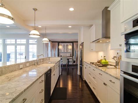 white galley kitchen ideas galley kitchen decor around the