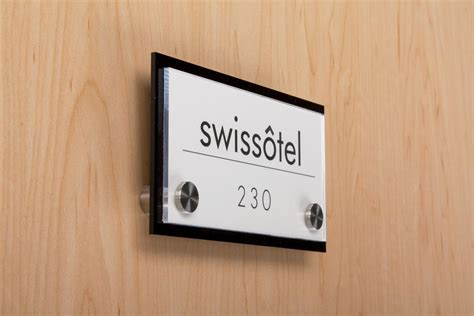 Custom Door Signs custom door sign conference room or name plate designations