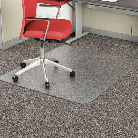 carpet chair mat rectangular 46 x 60 occasional use studded chair mat for flat pile carpet 46