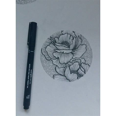 line work tattoos peony line work tattoos peonies