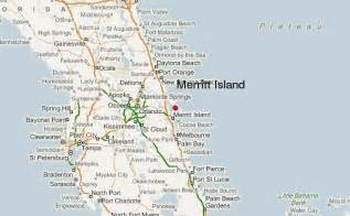 merritt island florida map merritt island location guide